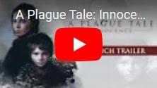 Бесплатная A Plague Tale - Innocence: раздача атмосферной игры про приключения сестры и брата в мрачной средневековой Франции с полчищами чумных крыс, в Epic Games Store
