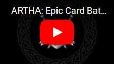 Раздача ARTHA: бесплатная киберспортивная игра карточный батлер в Steam