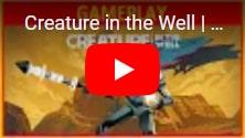 Бесплатная Creature in the Well: раздача инновационной игры, смесь слэшера и пинбола с исследованием подземелий, в Epic Games Store