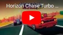 Бесплатная Horizon Chase Turbo: раздача гоночной игры со стилизованной графикой и заездами за горизонт, в Epic Games Store