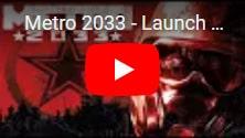 Раздача Metro 2033: бесплатная шутер игра про Москву после ядерной войны, по мотивам книги Дмитрия Глуховского, в Steam