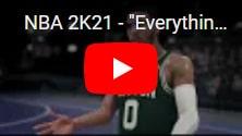 Бесплатная NBA 2K21: раздача спортивной игры, новейшего мега известного баскетбольного хита, в Epic Games Store