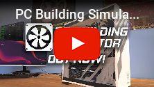 Бесплатная PC Building Simulator: раздача сверхпопулярной игры, симулятора сборки компьютера своей мечты, в Epic Games Store