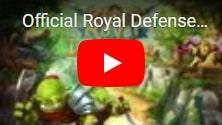 В подарок Royal Defence: бесплатная tower defense игра о противостоянии сказочных существ, на IndieGala