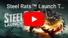Раздача Steel Rats: бесплатная взрывная игра про байкеров, гонках на чопперах и спасении мира от мусороботов, в Steam