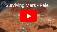 На очереди: Surviving Mars, раздача градостроительной стратегии, увлекательная игра про колонизацию Марса, в Epic Games Store
