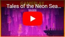 Бесплатная Tales of the Neon Sea: раздача исследовательской игры с головоломками и детективными расследованиями, в Epic Games Store