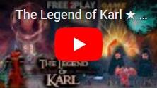 Раздача The Legend of Karl: бесплатная ролевая 2.5D игра о параллельных мирах с глубоким смыслом в Steam