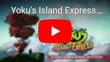 Бесплатная Yoku's Island Express: раздача пинбол игры про маленького непоседливого жучка почтальона и его путешествиях, в Epic Games Store